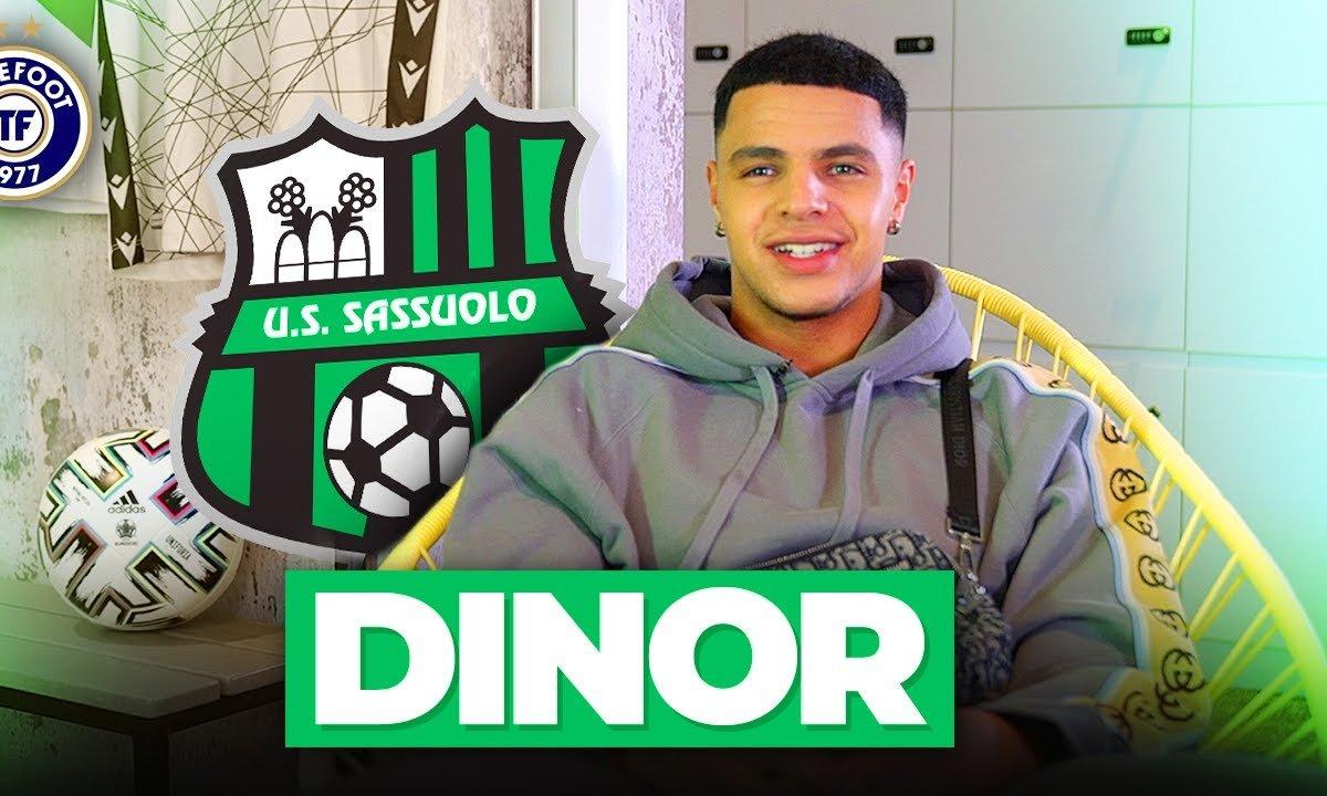 Mais où en est DINOR, le footballeur-rappeur ?
