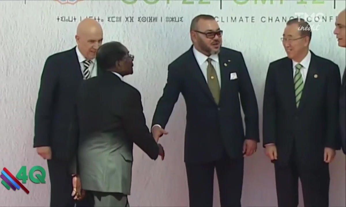 """Les 4Q - La """"Diplomatie de tapis rouge"""" pour les Nuls"""