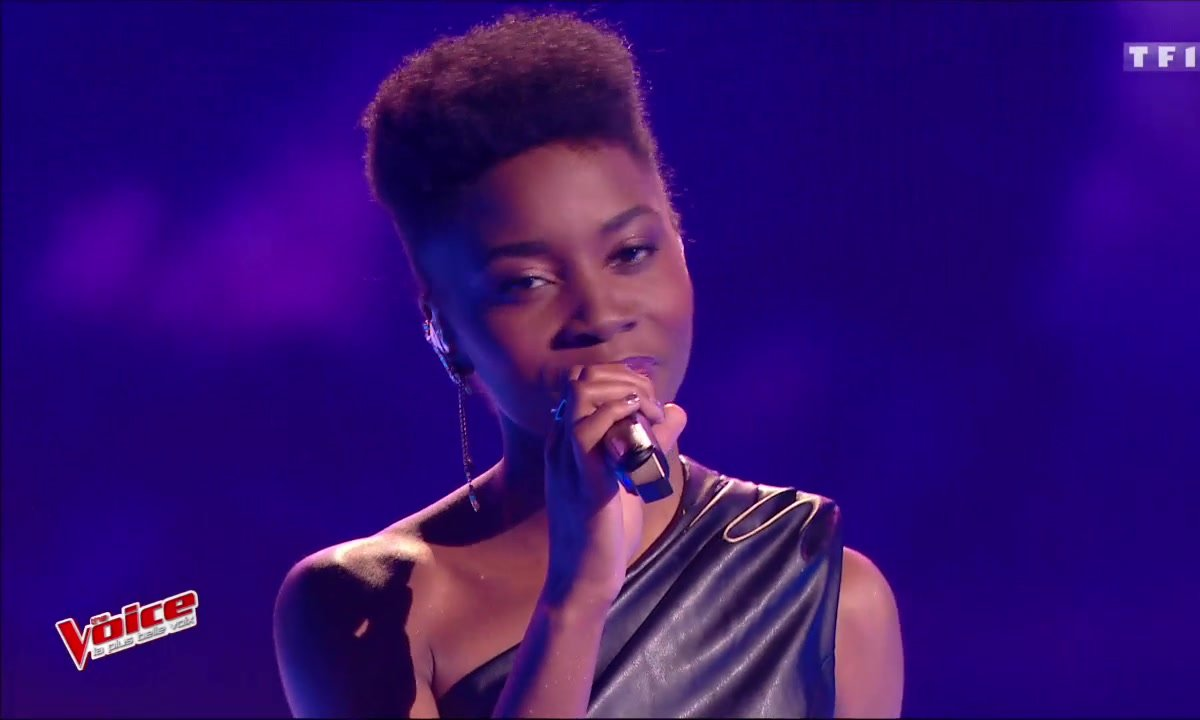 Ann-Shirley - «Full Of Stars» (Coldplay) (Direct 1 - Saison 6)