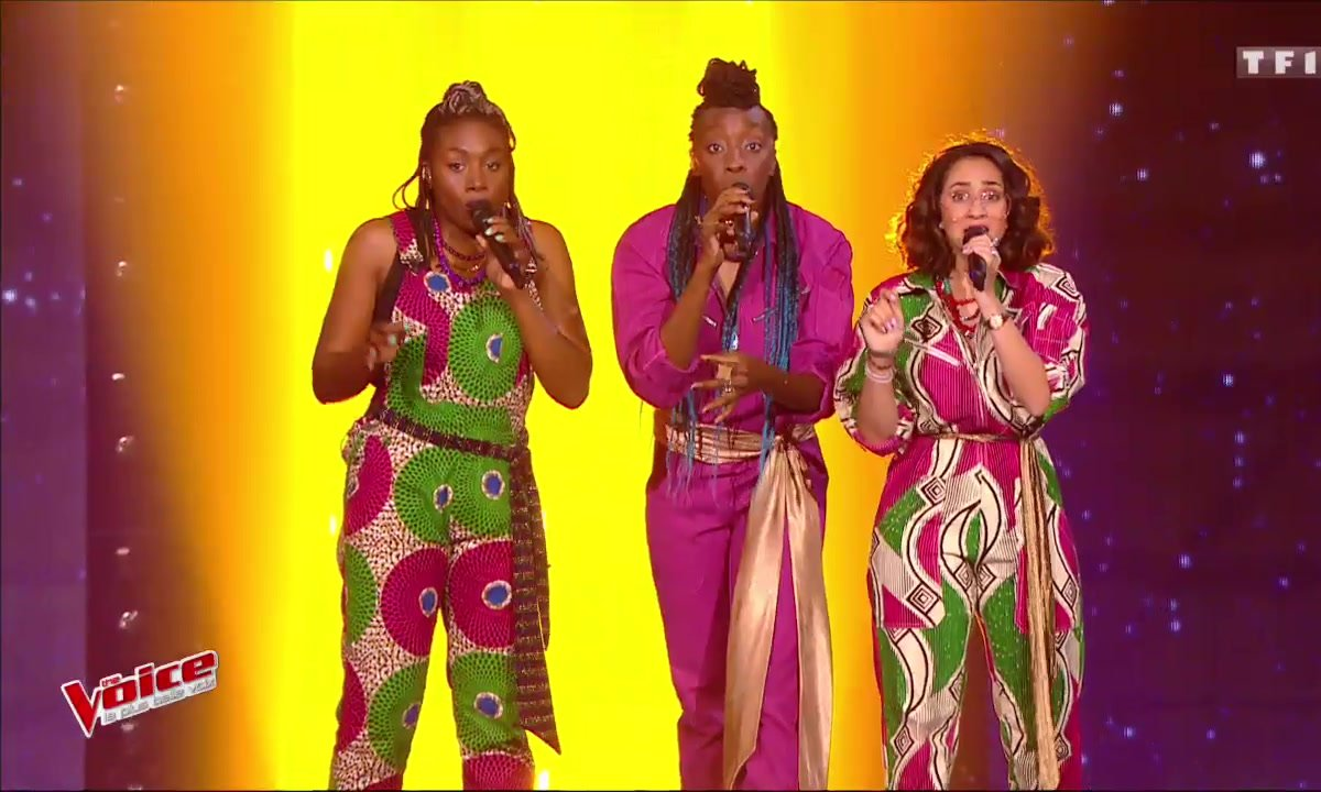 The Sugazz - « Papaoutai » (Stromae) (Direct 1 - Saison 6)