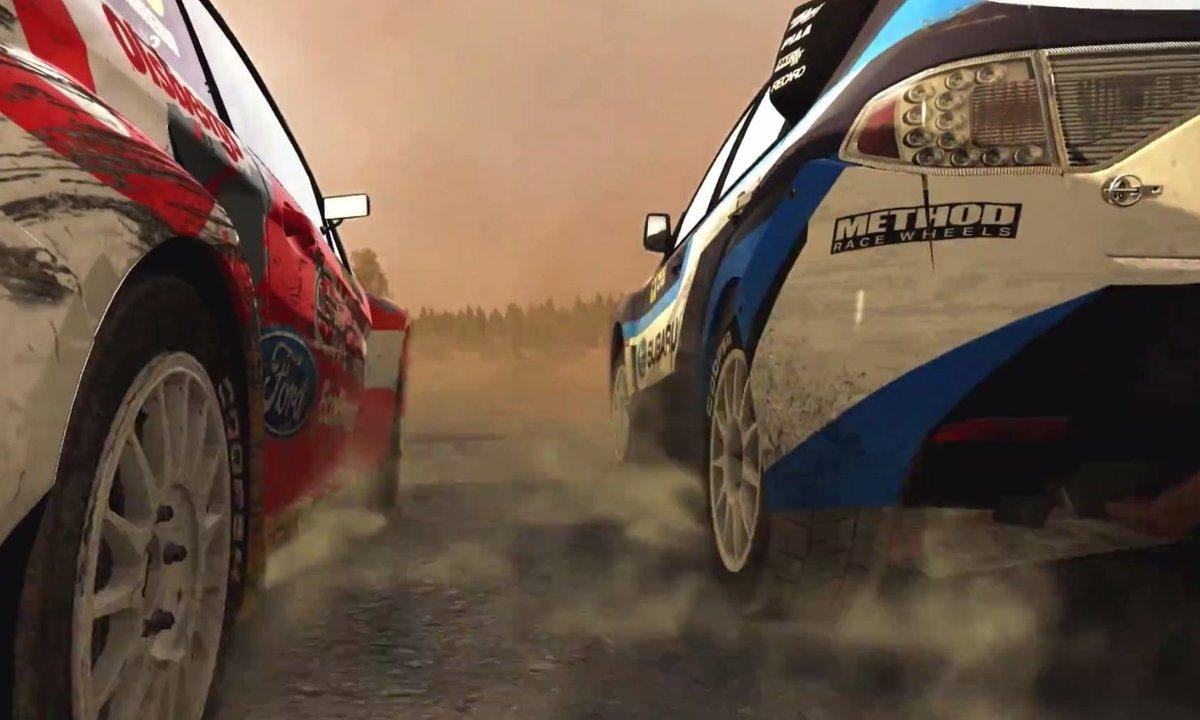 DiRt Rally prend le virage des consoles, en vidéo