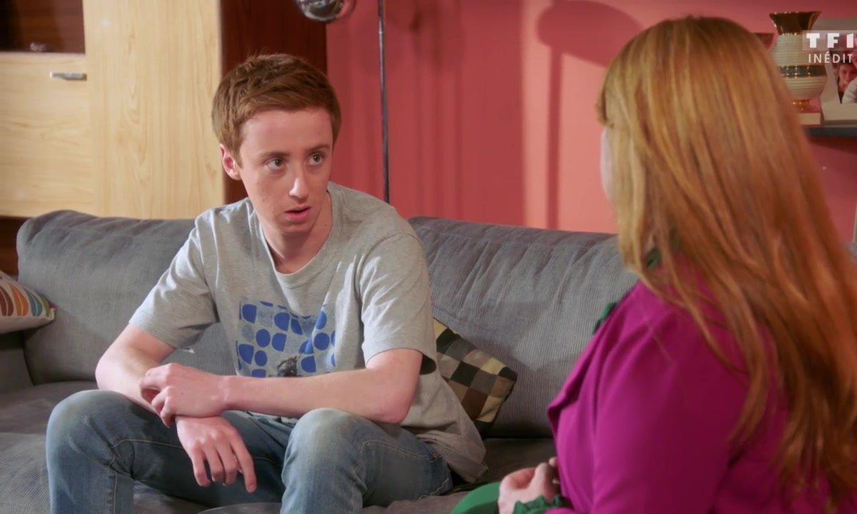 Discussion tendue entre Dylan et sa mère (épisode 197)