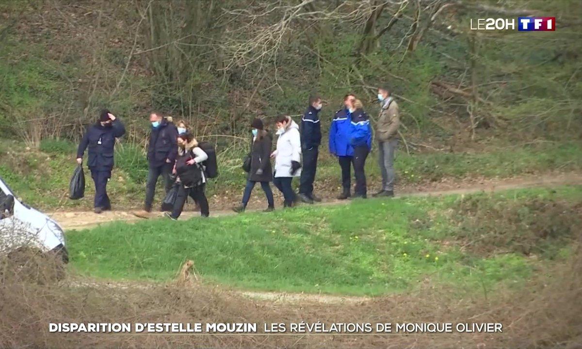 Disparition d'Estelle Mouzin : les fouilles vont reprendre après les révélations de Monique Olivier