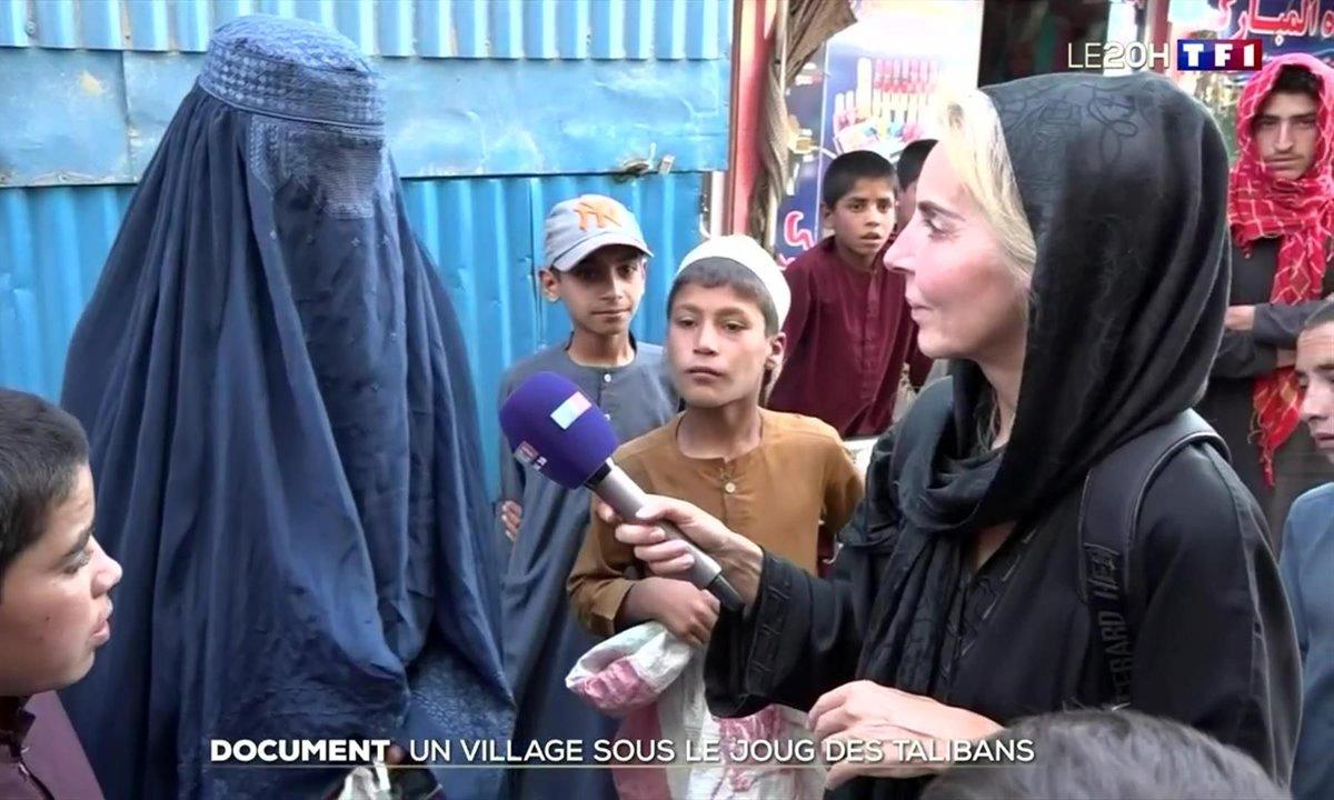 Afghanistan : un village sous le joug des talibans