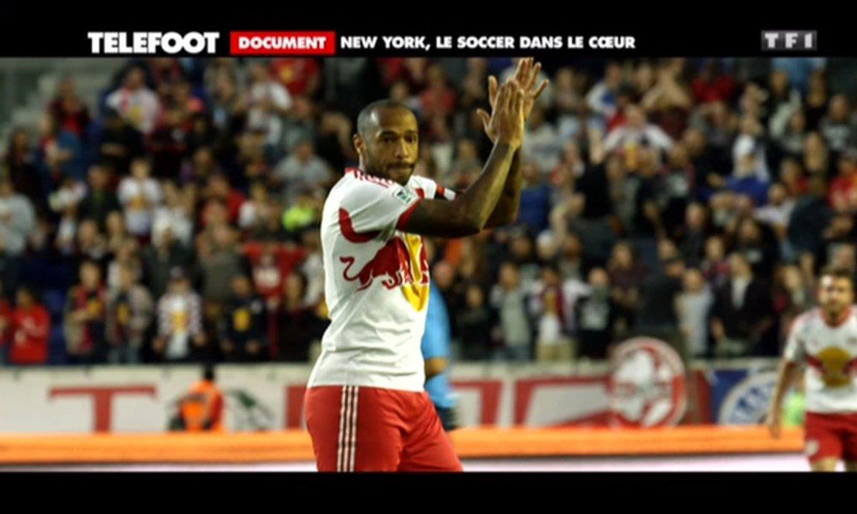 Document : New York, le soccer dans le cœur