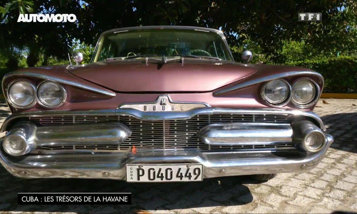 Rencontre avec Le Club des Vieilles Voitures de La Havane à Cuba