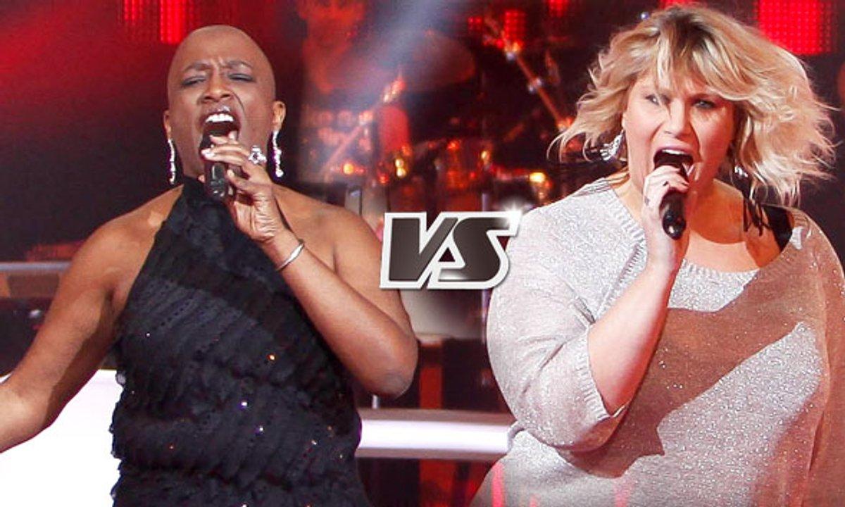 Dominique Magloire & Véronick Sévère - The Best (Tina Turner) (saison 01)