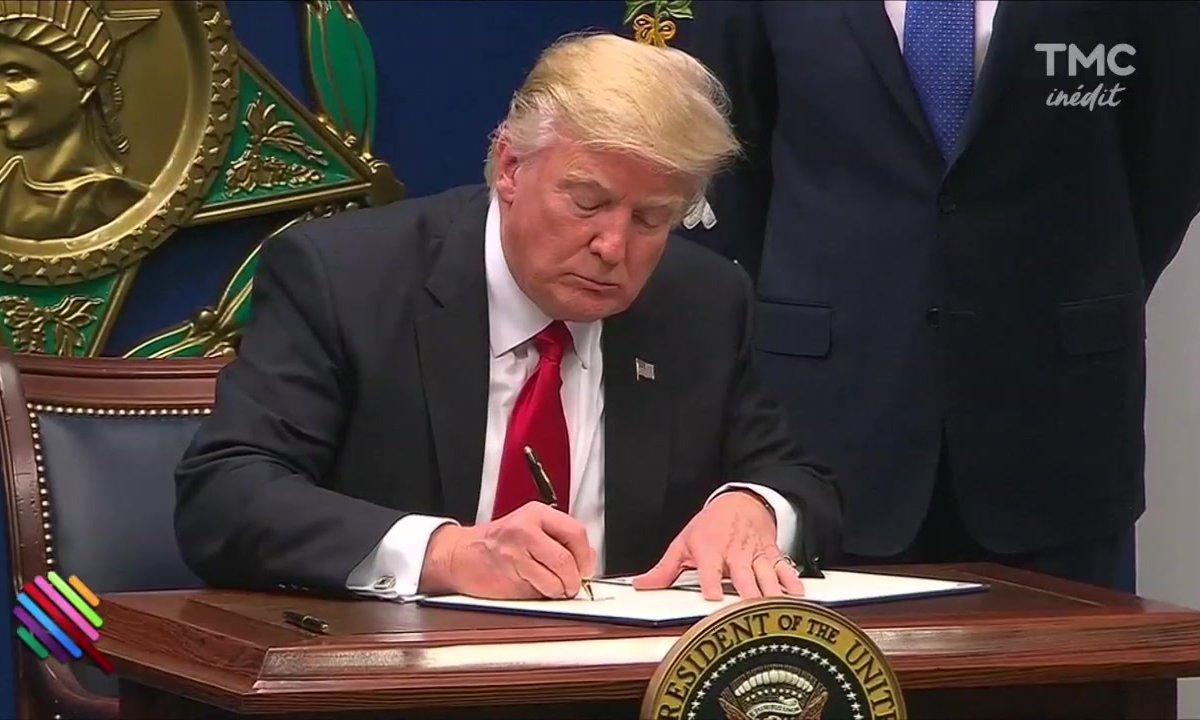 Martin Weill : Crazy Trump, des décrets, oui.. Mais seront-ils tous appliqués ?