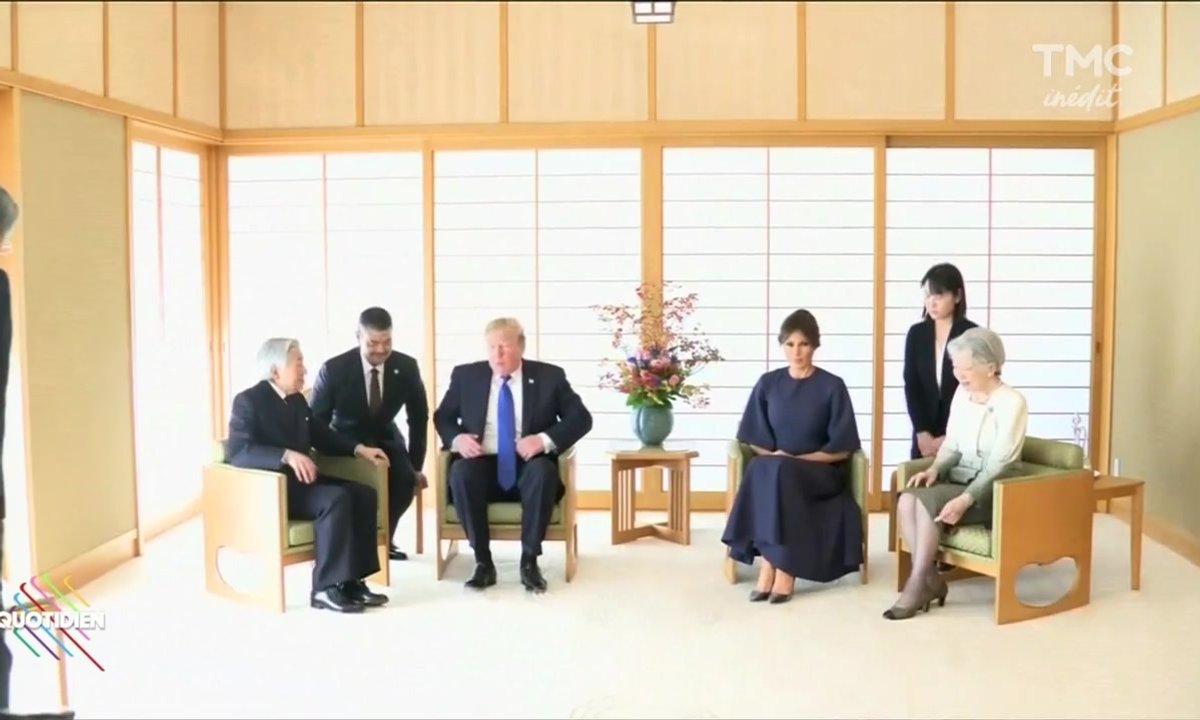 Donald Trump en Asie : ça passe ou ça casse !