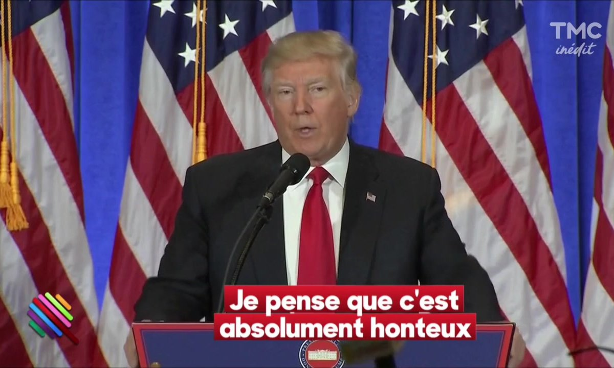 Donald Trump, son incroyable contre-attaque