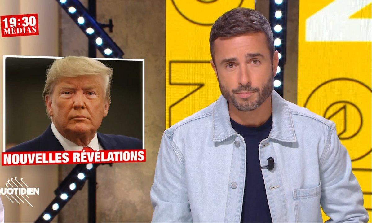 Donald Trump : nouvelles révélations sur les derniers jours de sa présidence