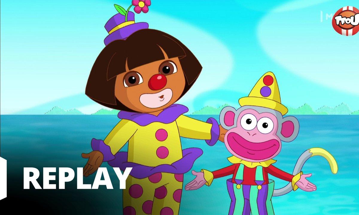Dora l'exploratrice - S07 - Dora au pays des merveilles I