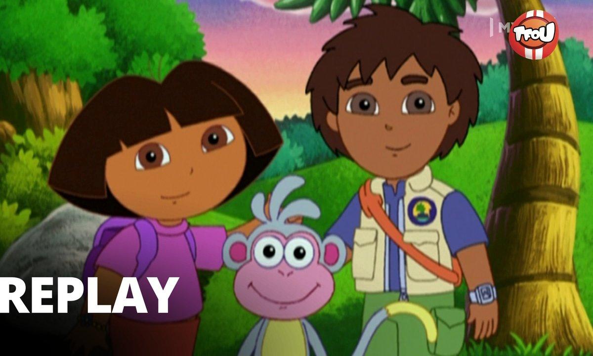 Dora l'exploratrice - S03 - Le mignon dinosaure
