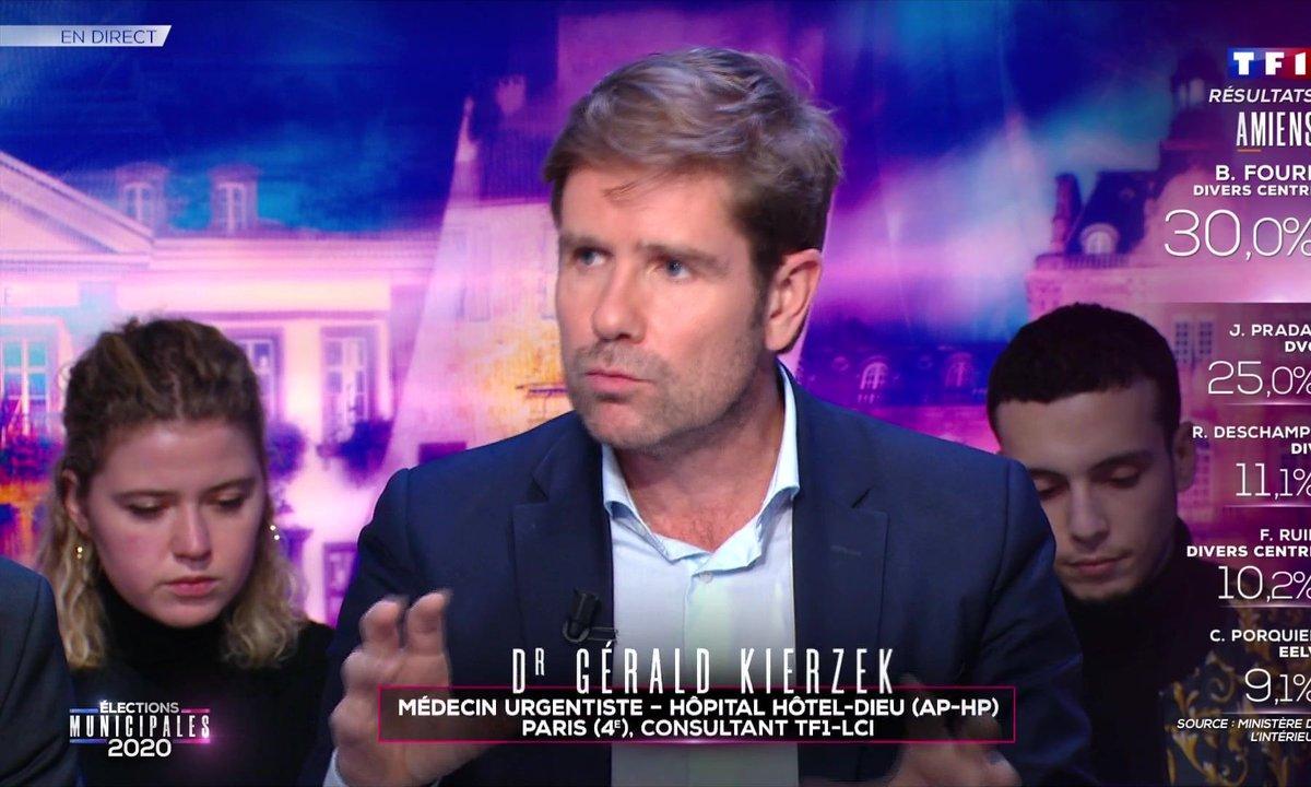 """Dr Gérald Kierzek : """"Les manques de moyens dans les hôpitaux nous obligent à faire des choix qui ne sont plus éthiques et raisonnables"""""""