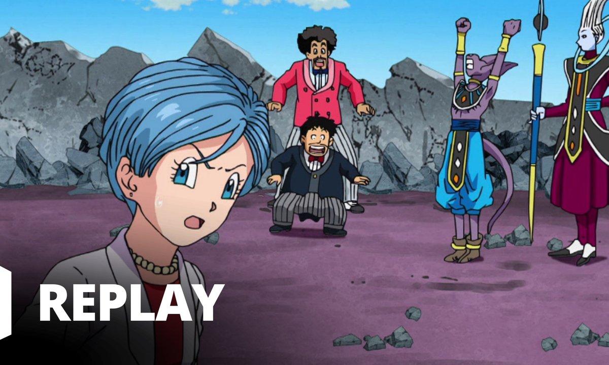 Dragon ball super - Episode 69 - Goku contre Aralé ! La Terre survivra-t-elle à ce combat absurde?