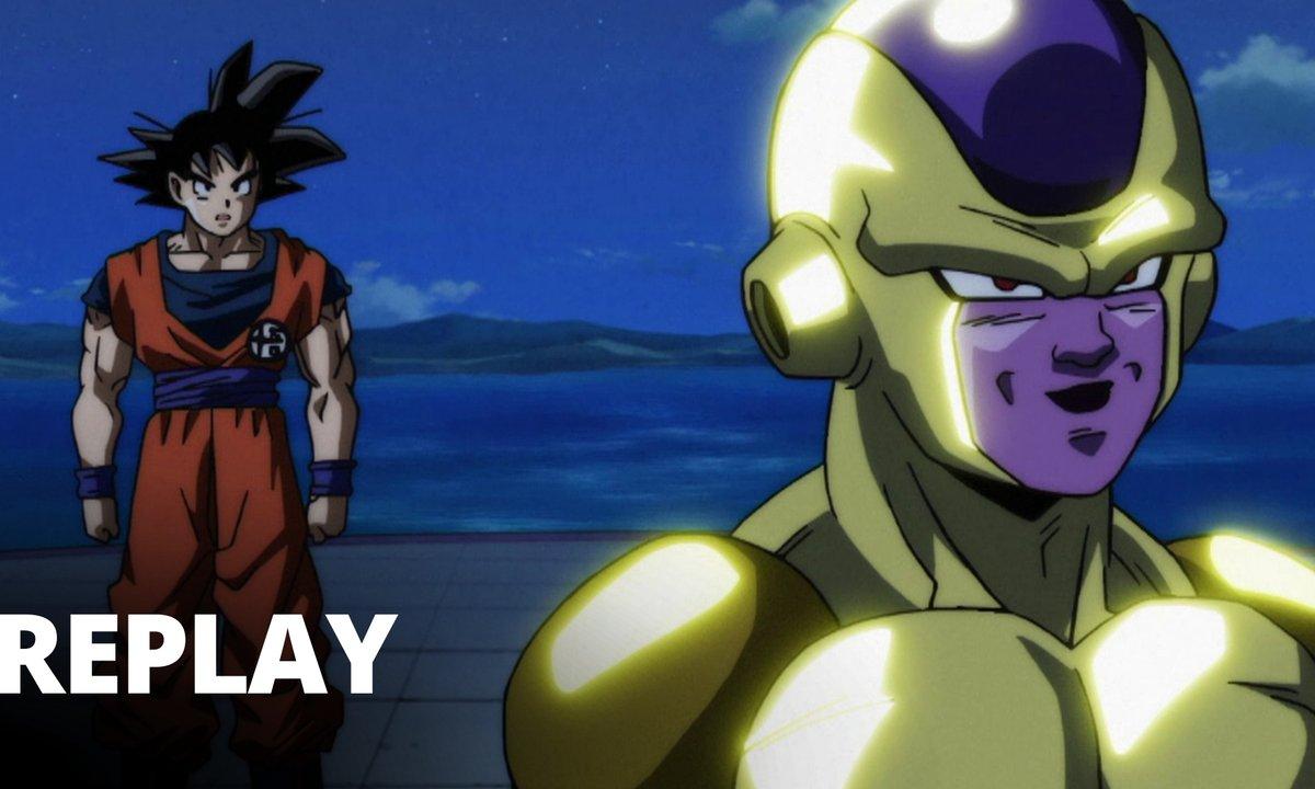 Dragon ball super - Episode 95 - Le plus cruel ! Le plus impitoyable ! Freezer se déchaîne !