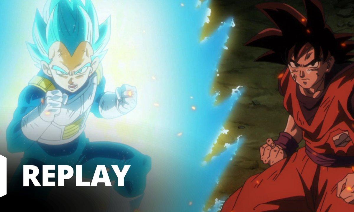 Dragon ball super - Episode 65 - Serait-ce le jugement dernier ? Le Pouvoir du dieu suprême