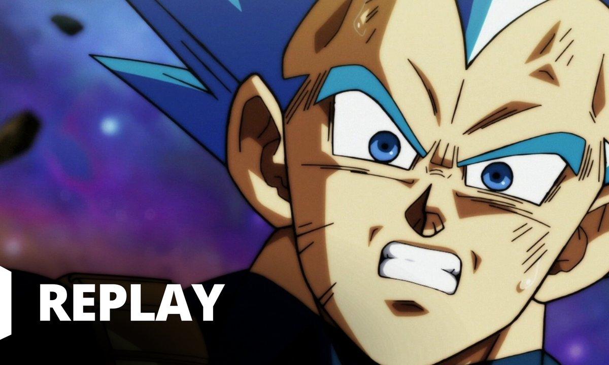 Dragon ball super - Episode 126 - Surpasse les dieux ! L'ultime sacrifice de Vegeta