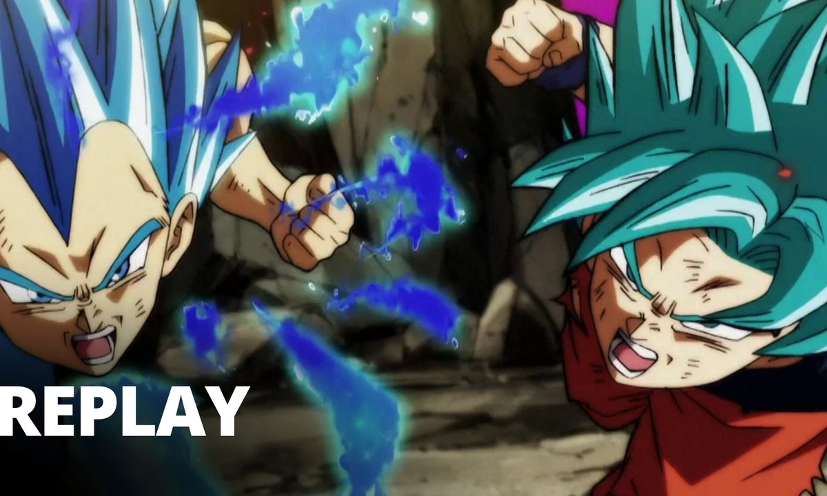 Dragon ball super - Episode 127 - Un mur d'énergie se rapproche ! La dernière barrière de l'espoir