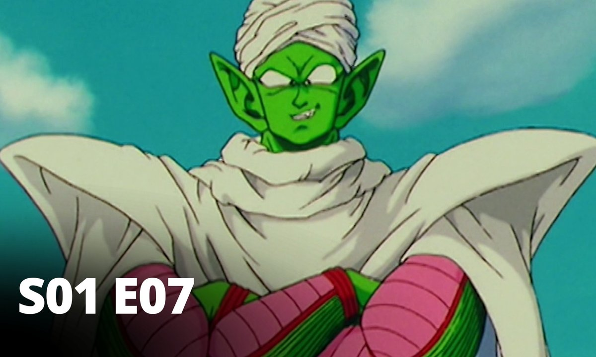 Dragon Ball Z - S01 E07 - L'entraînement de Songohan