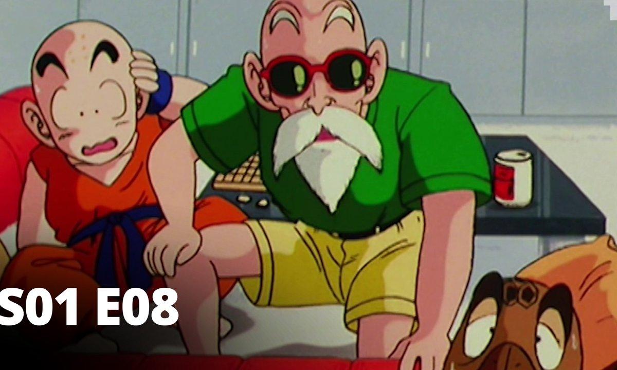 Dragon Ball Z - S01 E08 - La métamorphose de Songohan
