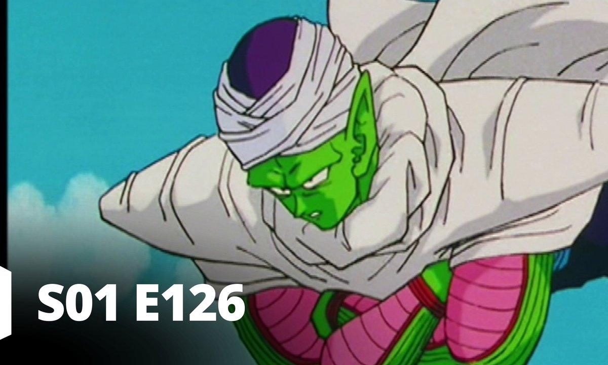 Dragon Ball Z - S01 E126 - L'arrivée des cyborgs