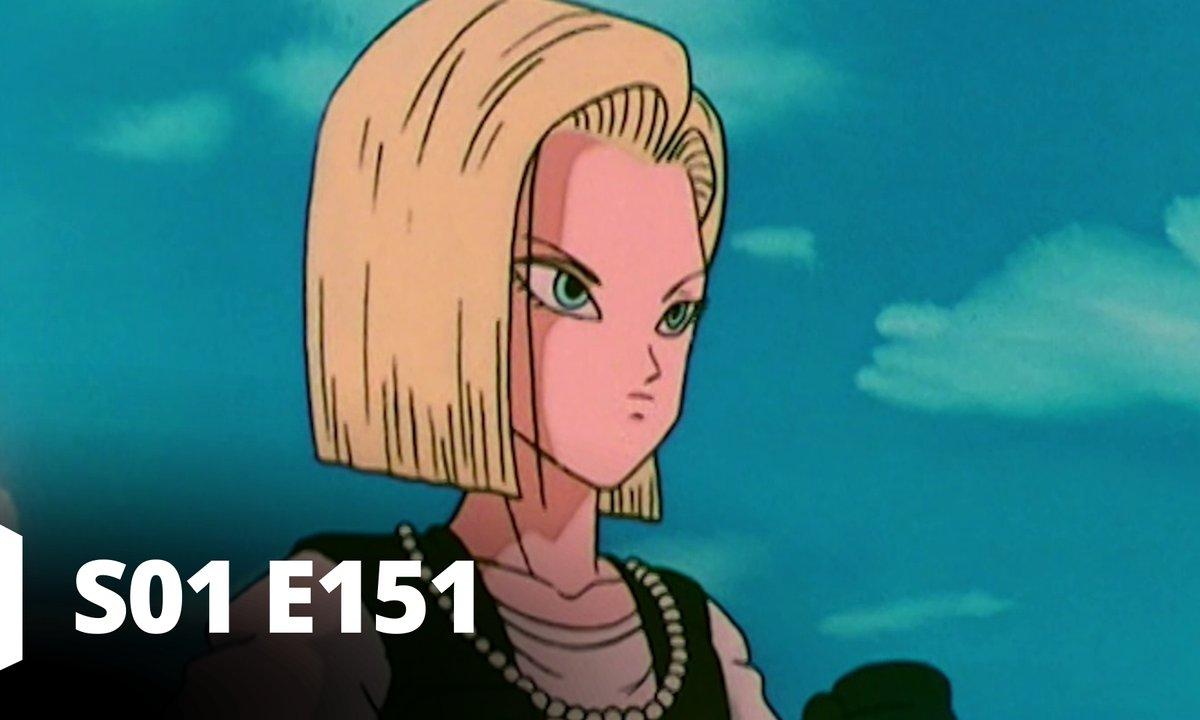 Dragon Ball Z - S01 E151 - Un adversaire de taille