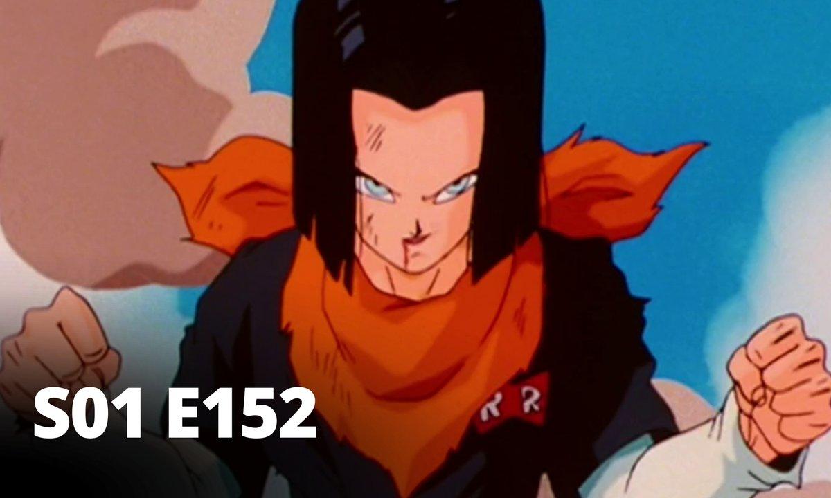 Dragon Ball Z - S01 E152 - Les robots ne sont pas de taille