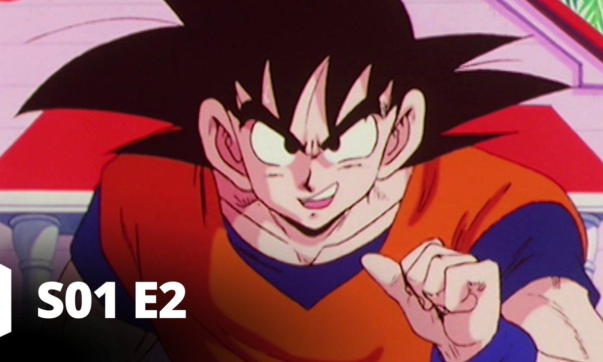 Dragon Ball Z - S01 E02 - Le passé de Songoku