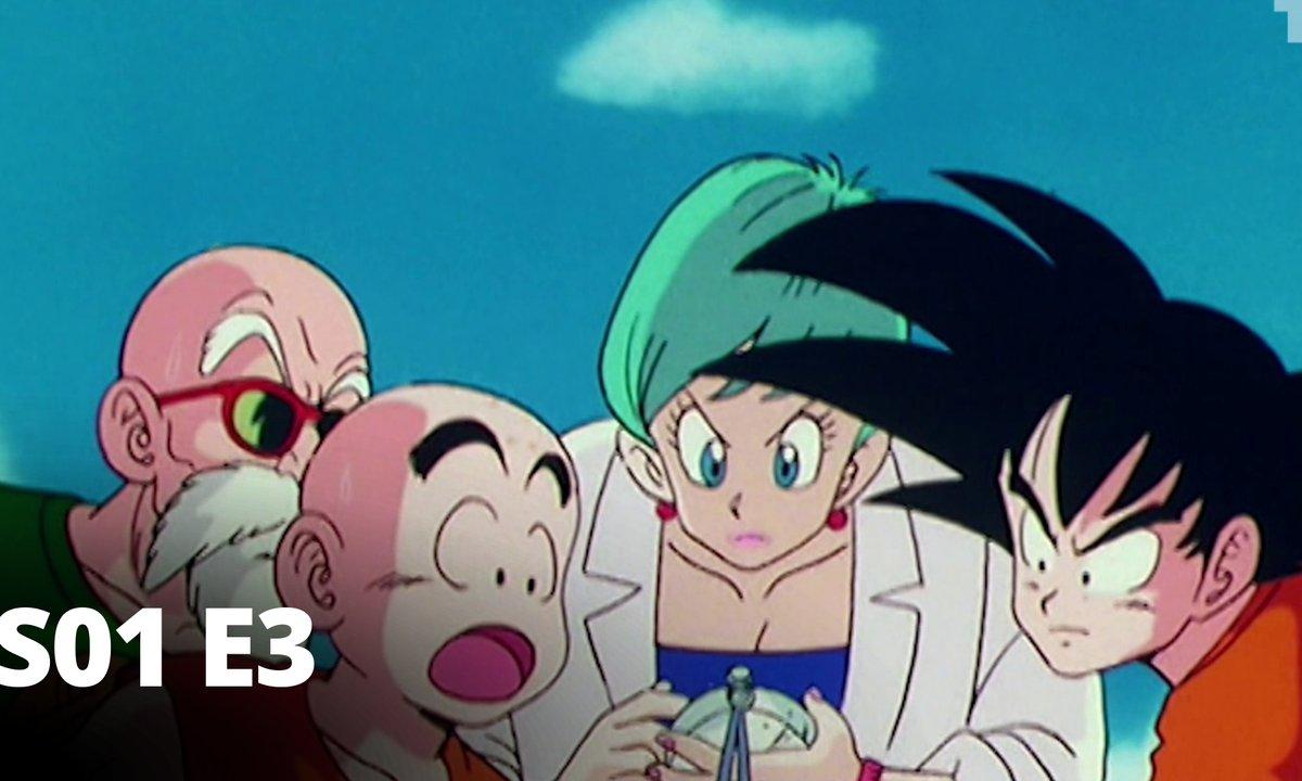Dragon Ball Z - S01 E03 - Une équipe de choc