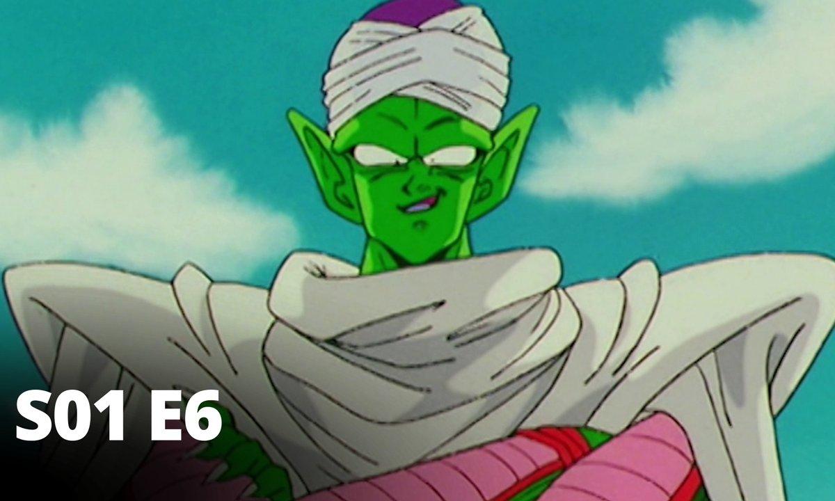 Dragon Ball Z - S01 E06 - Pour une victoire définitive