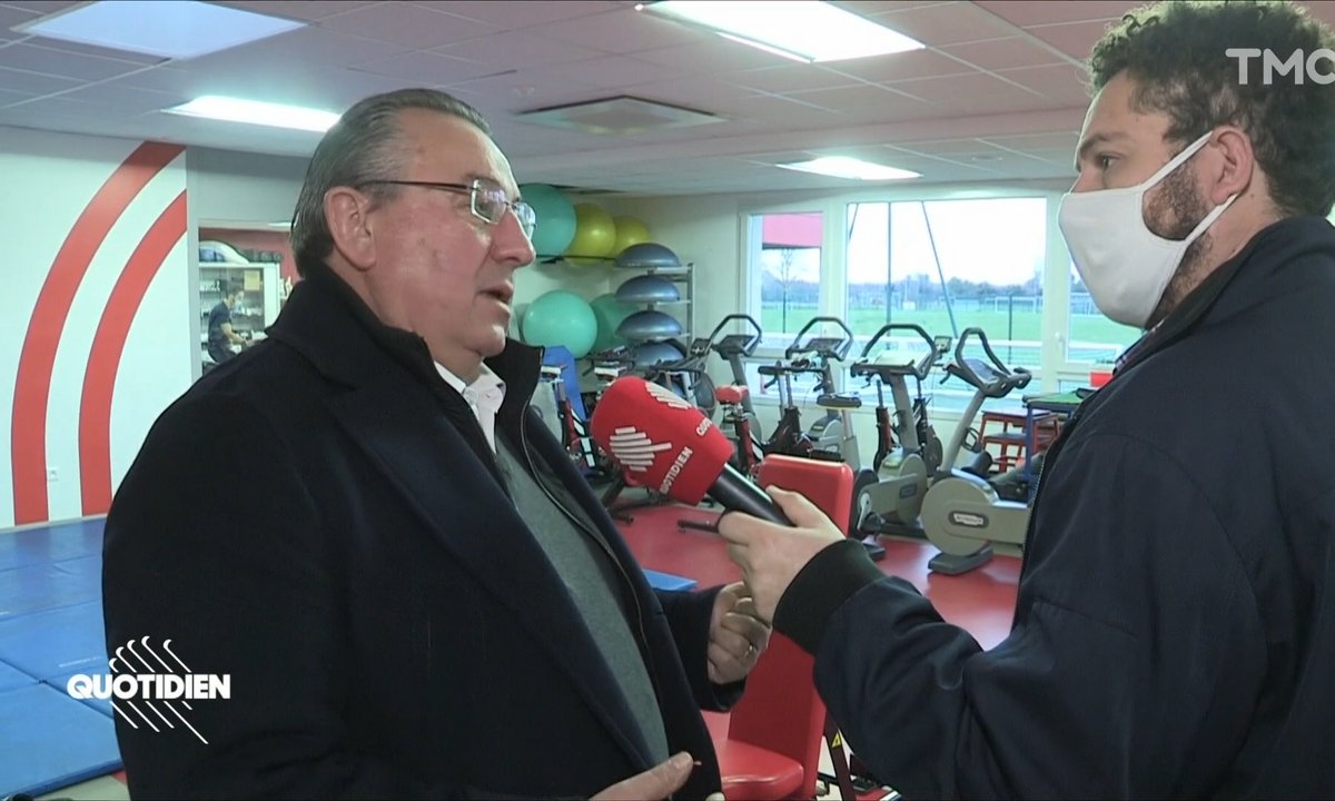 Droits de la Ligue 1: rencontre avec Jean-Pierre Caillot, le patron des présidents de clubs