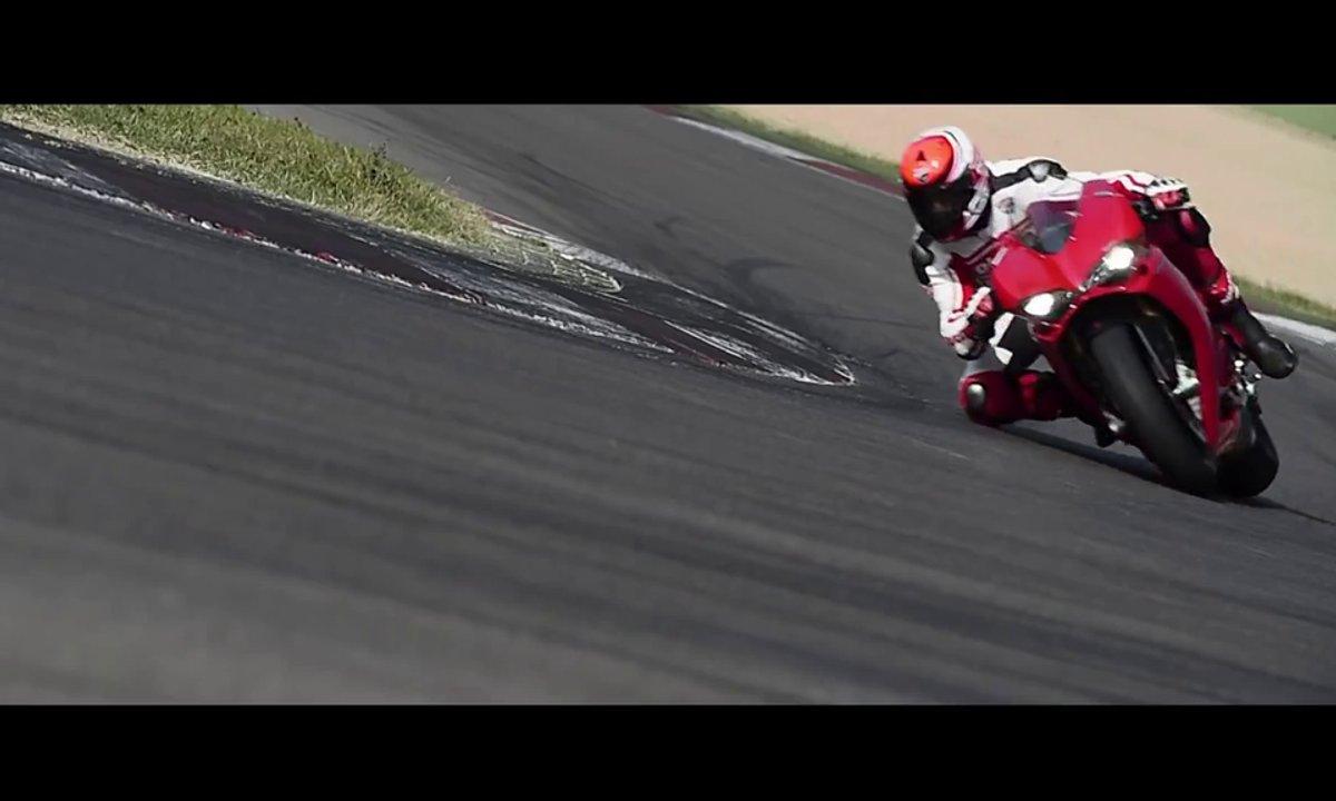 Moto : le style et la puissance à la sauce Ducati