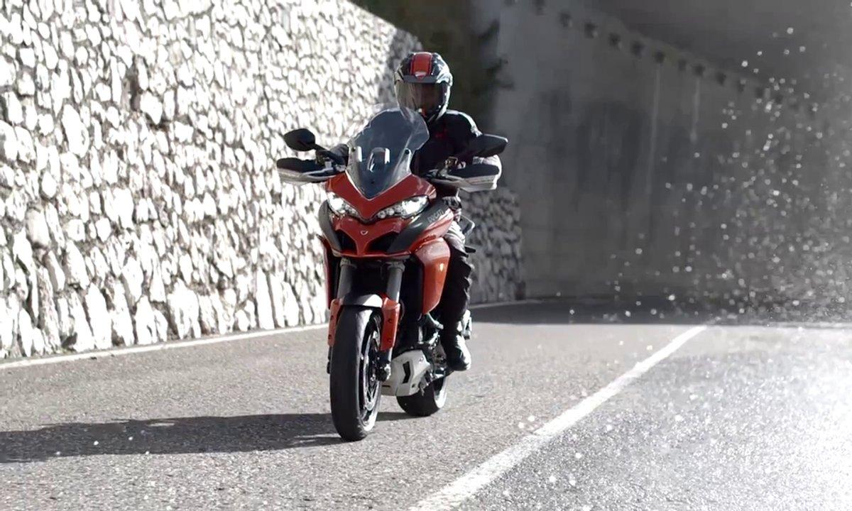 Ducati Multistrada 1200 2015 : présentation officielle en vidéo
