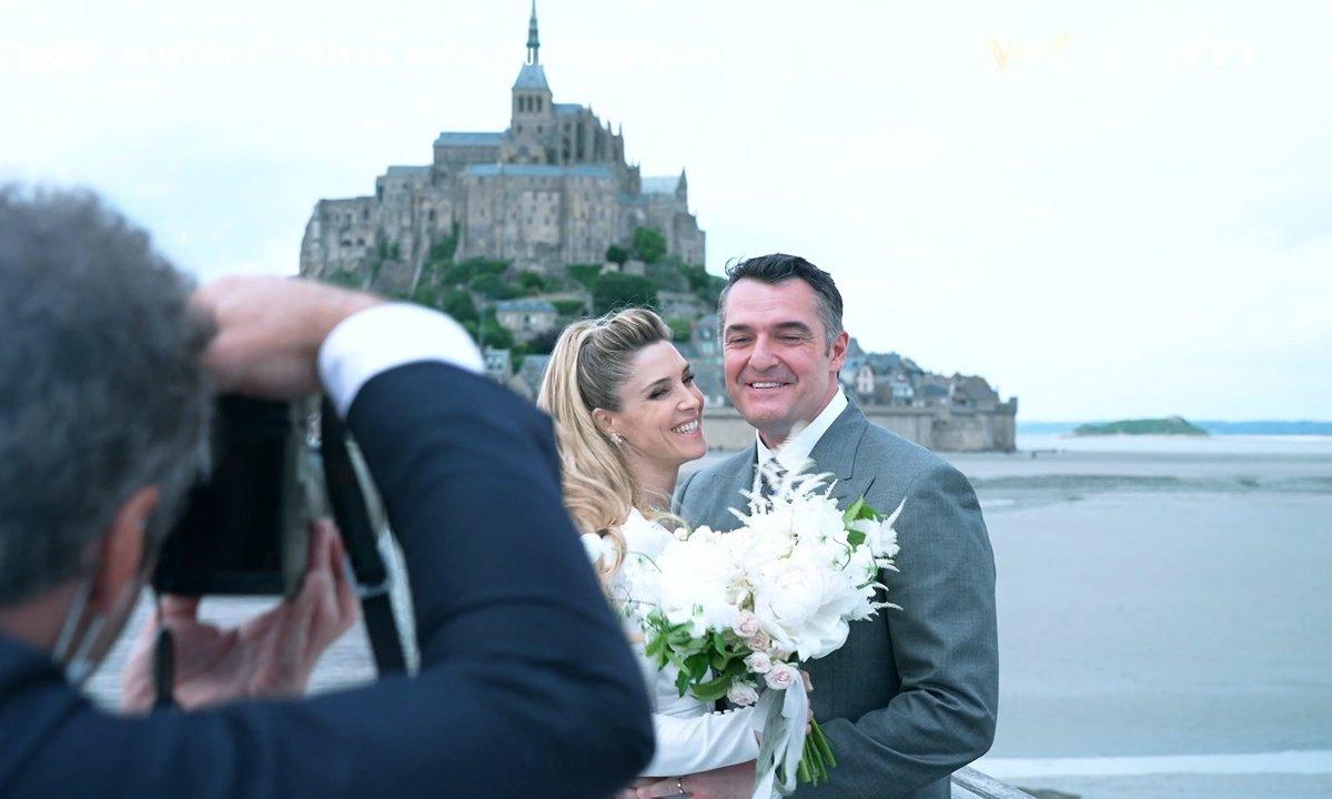 En intimité : mariage de star pour Arnaud Ducret