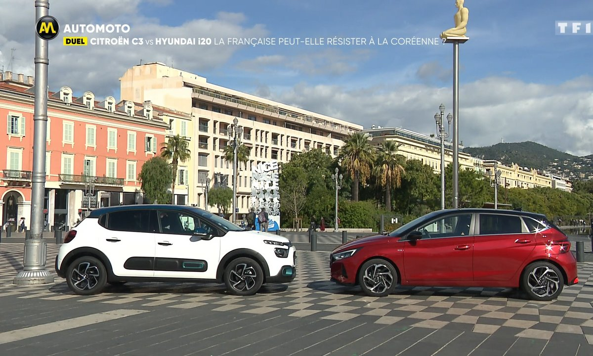Duel : Hyundai i20 vs Citroën C3