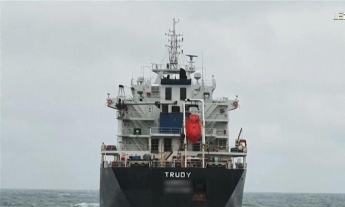 Dunkerque : un cargo pris d'assaut par des trafiquants