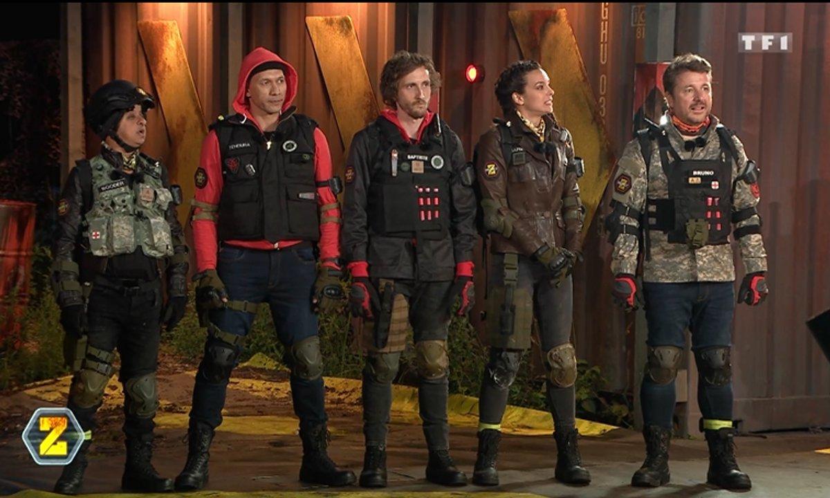 EXCLU - Teheiura, Marine Lorphelin, Booder, Baptiste Lecaplain, Bruno Guillon pénètrent dans le District Z
