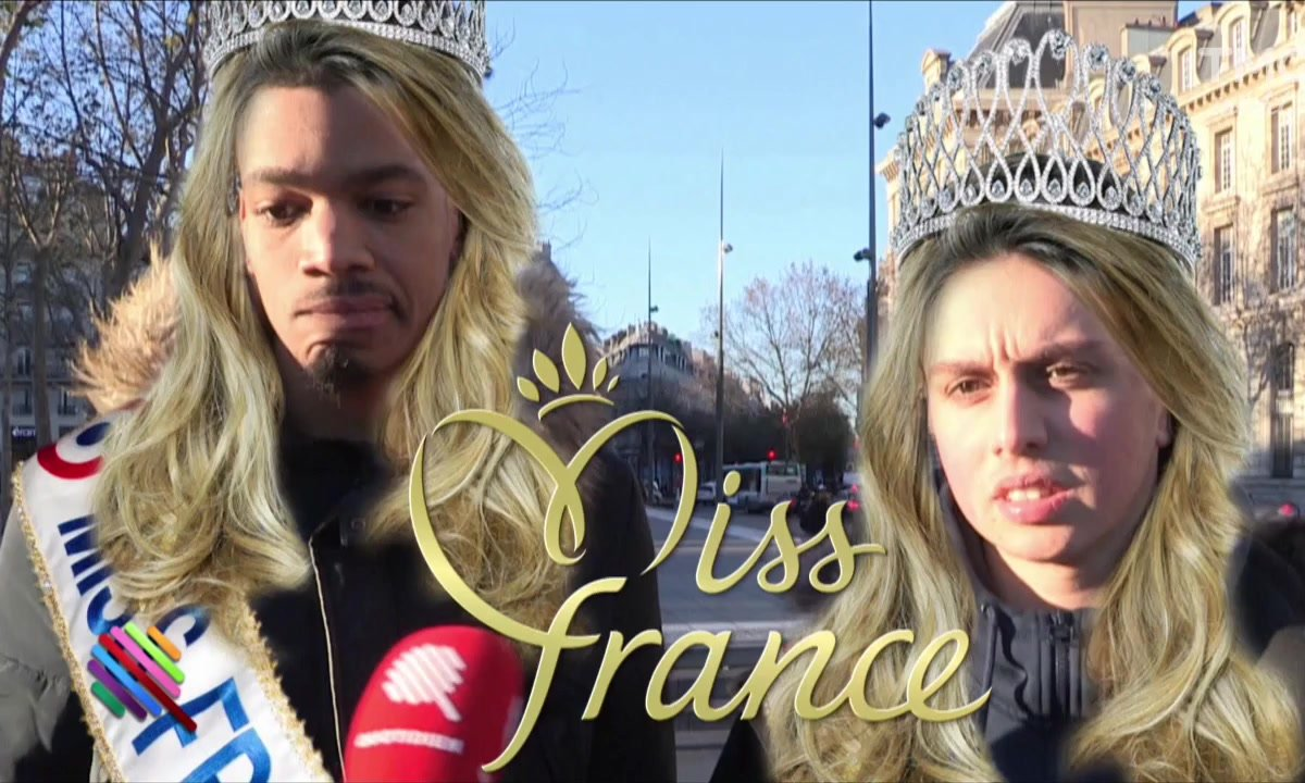 Êtes-vous plus forts que Miss France ?