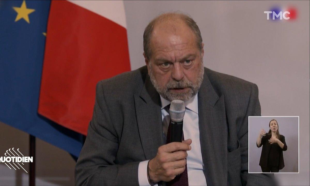 Échanges tendus entre Éric Dupond-Moretti et le syndicat Alliance-Police