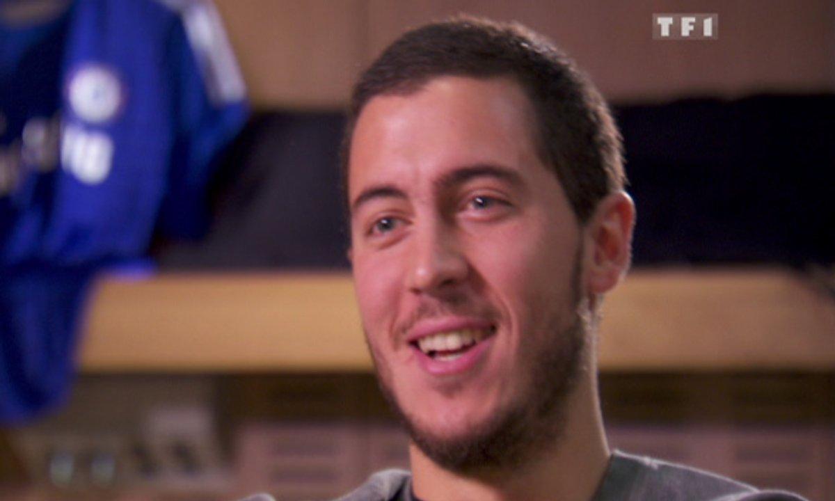 Exclu web : l'interview d'Hazard en intégralité