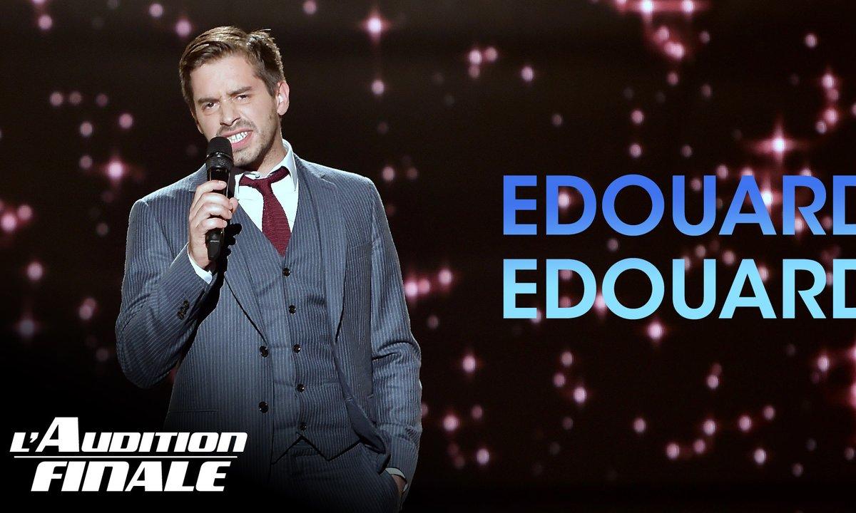 "Edouard Edouard - ""Et moi, et moi, et moi"" (Jacques Dutronc)"
