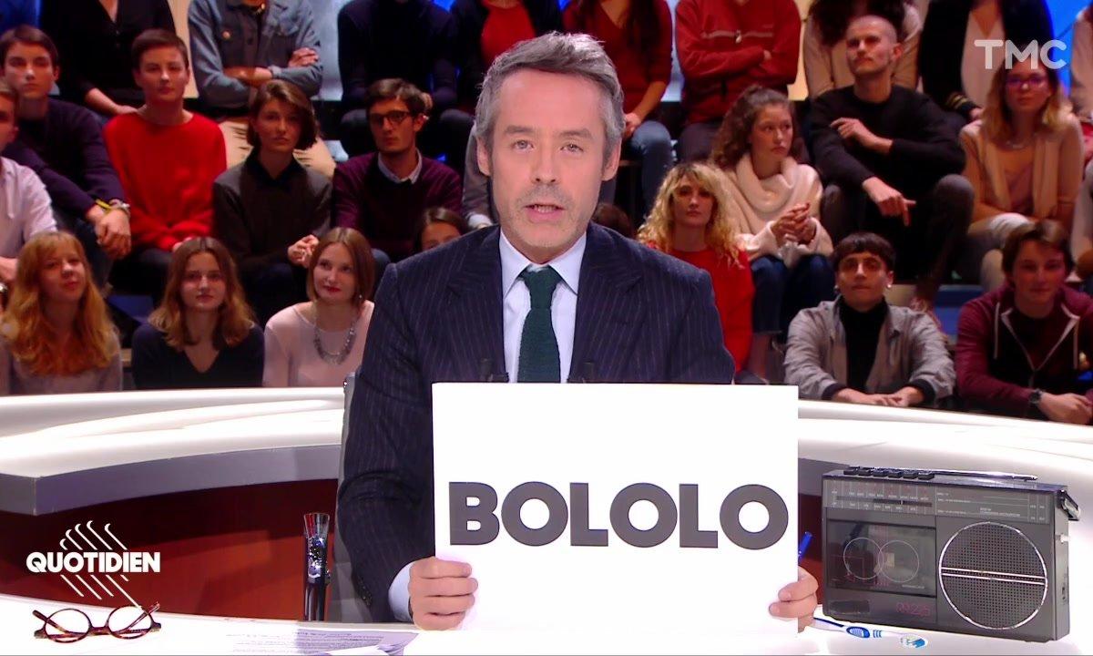 "Edouard Philippe : c'est quoi le ""bololo"" ?"