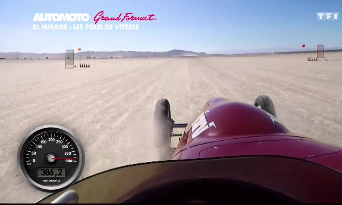 Grand Format : El Mirage, les fous de vitesse !