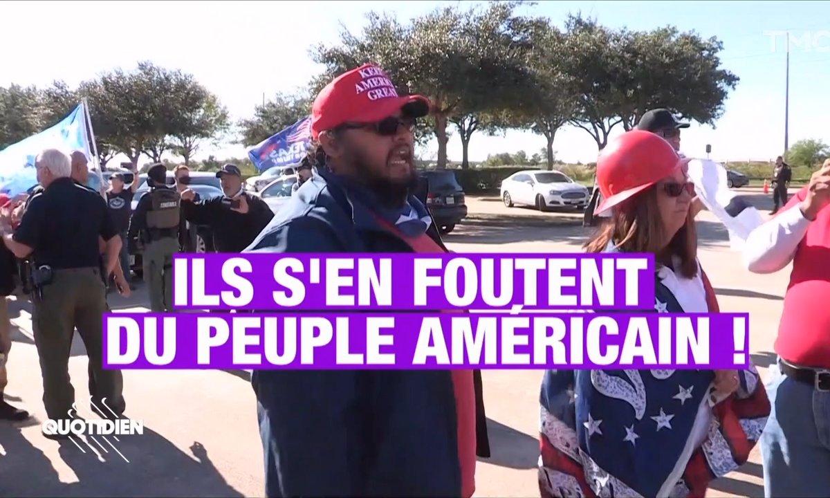 Election américaine : au Texas, la tension monte entre Républicains et Démocrate