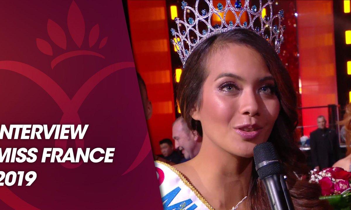 """Exclusif ! Miss France 2019 - Miss Tahiti """"Je me suis différenciée par mes blagues """""""