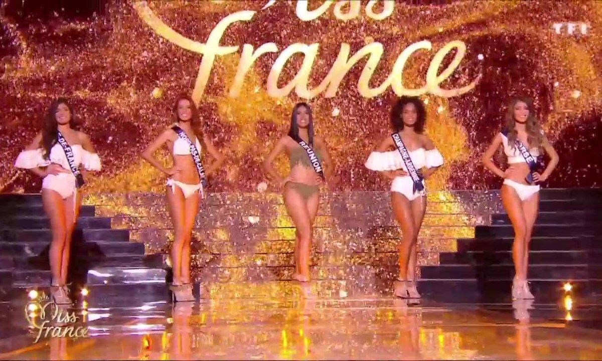 Miss France 2018 – Qui sont les 5 finalistes ?