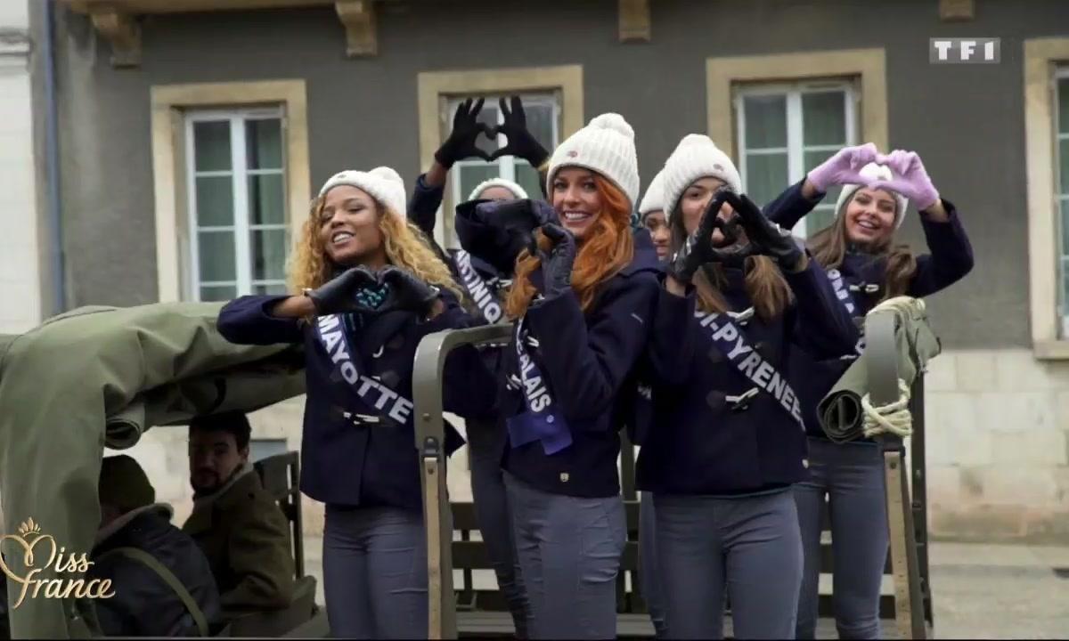 Miss France 2018 – Dernière ligne droite à Châteauroux avant l'élection