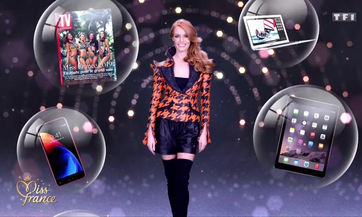Miss France 2019– Une pluie de cadeaux pour Miss France