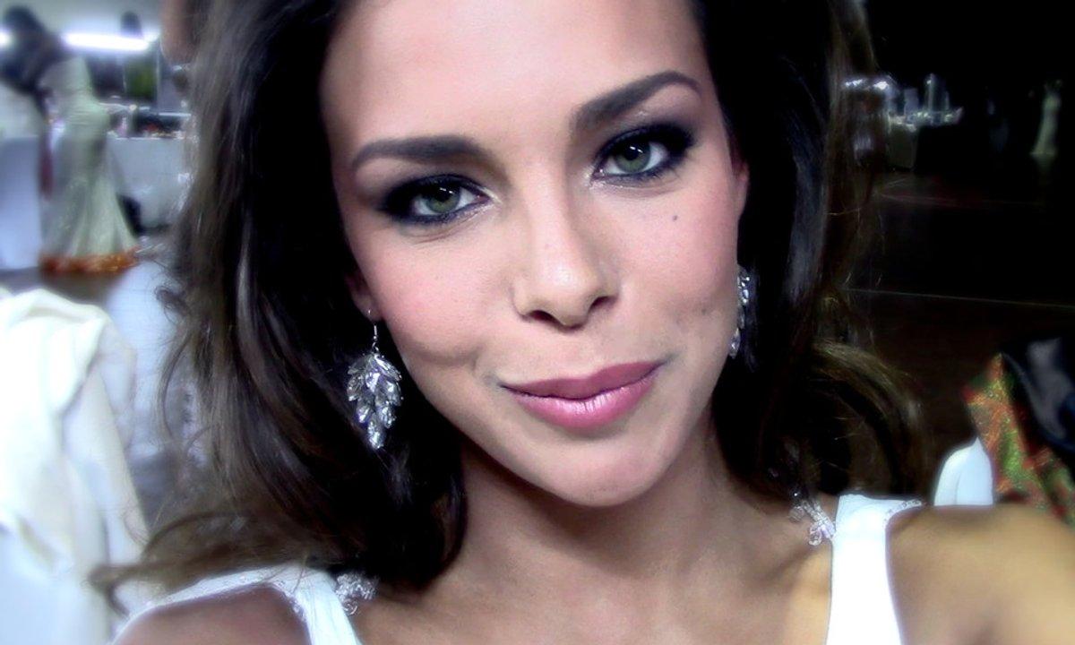Miss France prépare la cérémonie d'ouverture de Miss Monde